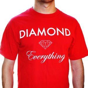 DIAMOND EVERYTHING T-SHIRT
